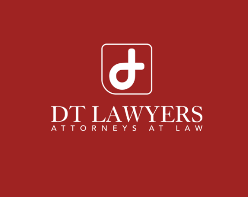 DT Lawyers branding