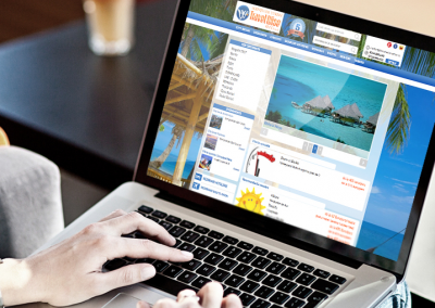 Travel Wise – website agentie de turism